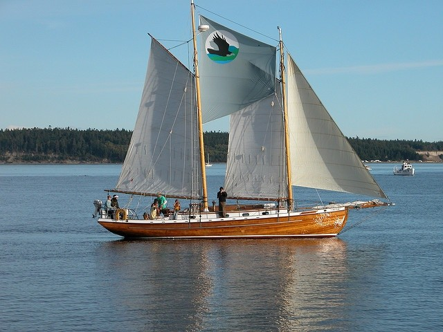 sailors, cruising world, sailboat, cruise ships, flickr, steve cyr,