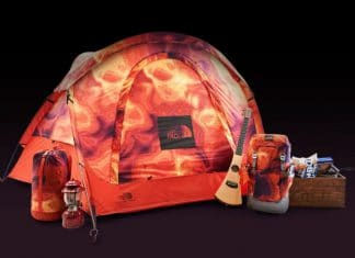 north face, north face homesteader, north face homestead, north face camping, north face camping gear,