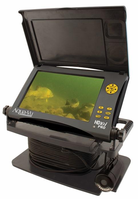 aqua-vu, fishing gear, underwater camera