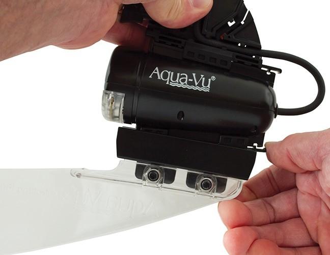 underwater camera, aqua-vu, fishing gear, fishing camera