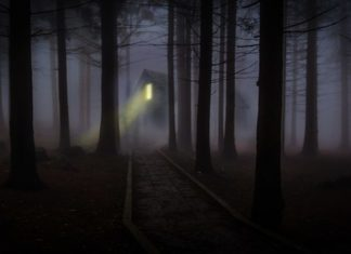 camping, haunted camping, campsite, scarefest scream park