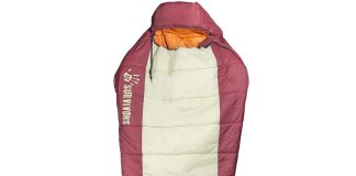 sleeping bag, 12 survivors, new camping gear, camping