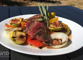 venison, camping, wild game recipes