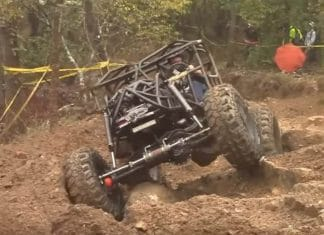 off-road racing fails