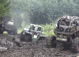 off-road race