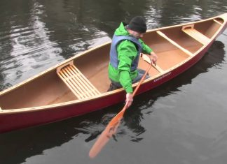 solo canoe tips