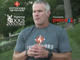 brett favre dogs2dogtags petco 4outdoors.com dogs2dogtags episode 1