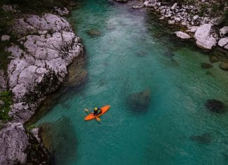 top kayaking destinations