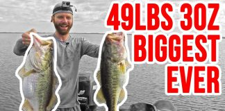 Mikey Balzz busts a mega-bag