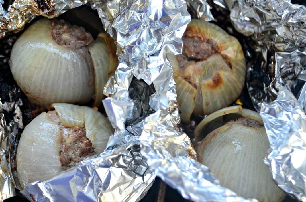 bomb camping recipe keto onion cheeseburger bombs for the win
