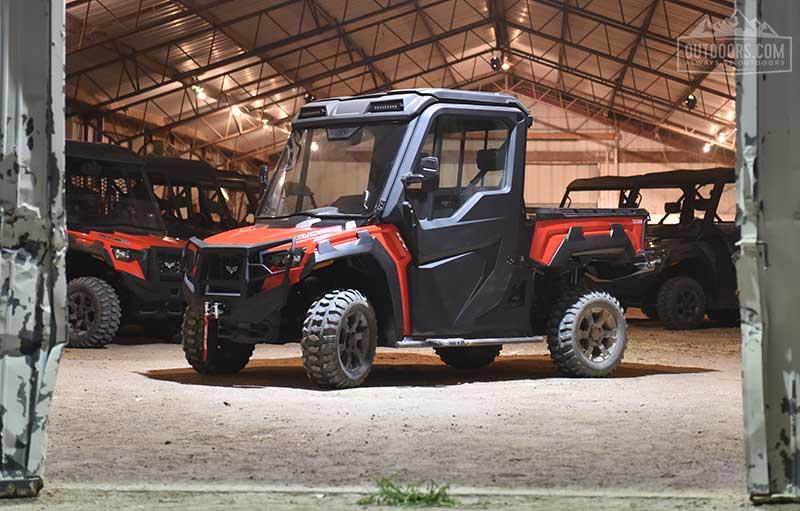 ATV Review: 2019 Textron Off Road Prowler Pro XT - OUTDOORS COM