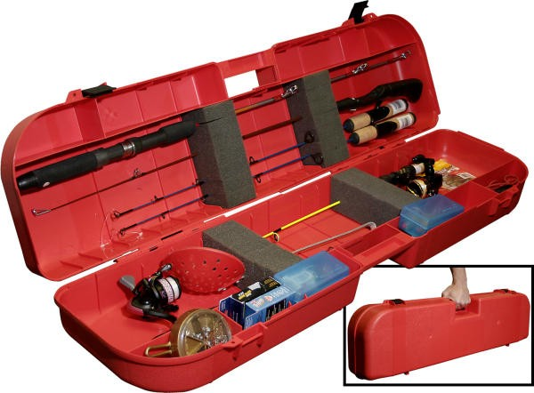 ice fishing rod box