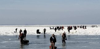 ice fishing rescue