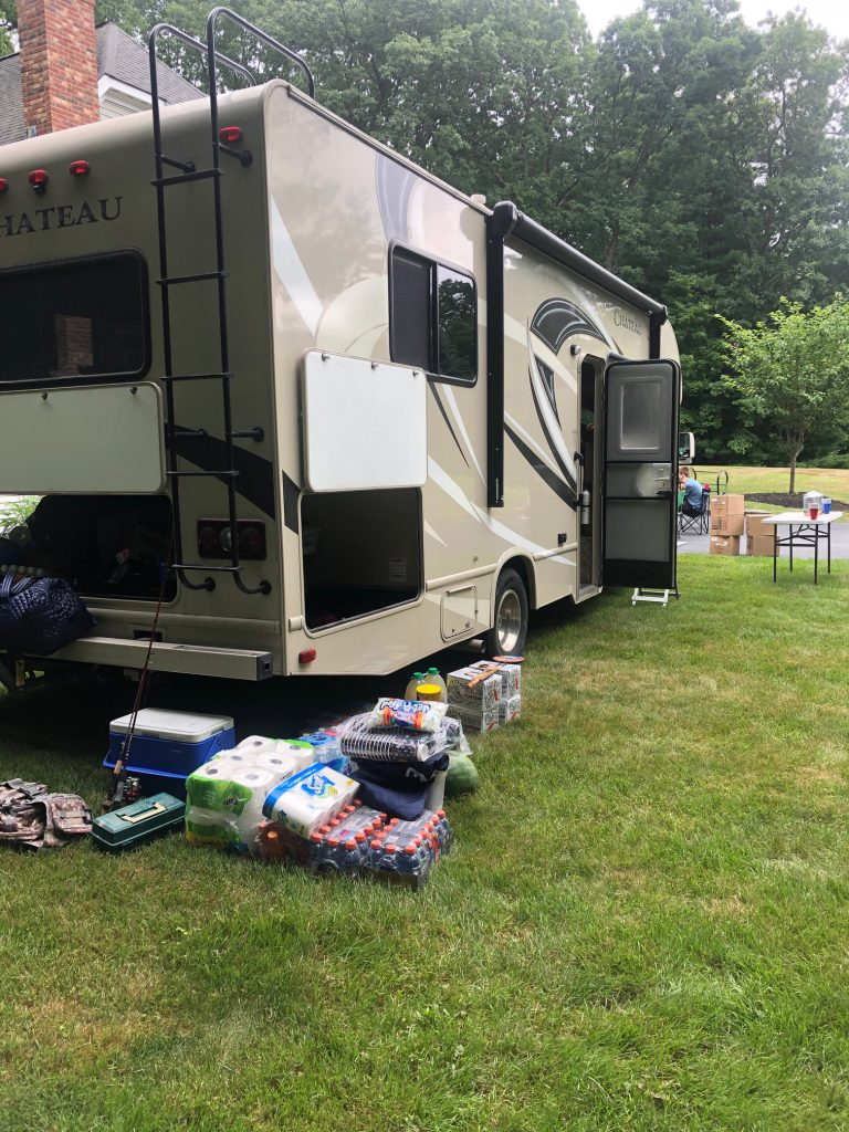 rv summer vacation