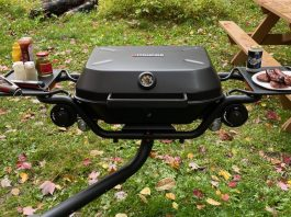 HitchFire Grill