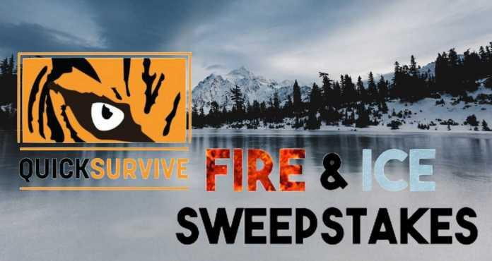 fire and ice cover sweepstakes